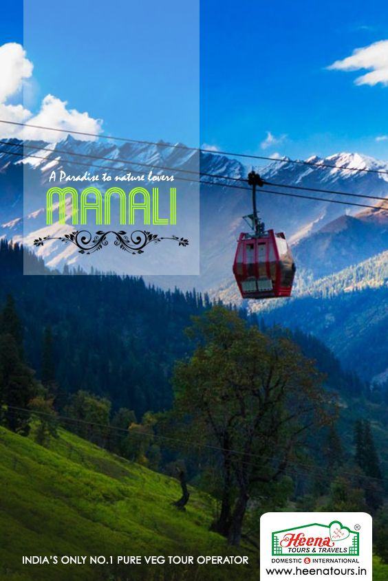 Sitting in the lap of lofty mountains, Manali is a paradise for nature lovers and peace seekers. Picture perfect, Manali beckons you with its green hills, steep valleys, winding roads and awesome climate.  Manali is a must on every travel itinerary and our Manali tour packages offer you this exquisite trip at never-before prices.