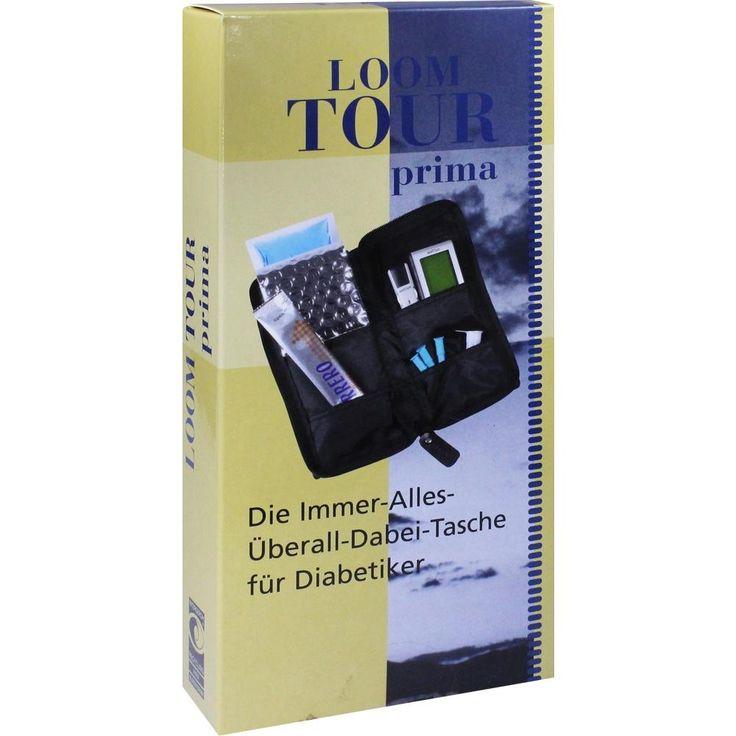 LOOM Tour prima Diab.Tasche schwarz Nylon:   Packungsinhalt: 1 St PZN: 07319590 Hersteller: Ypsomed GmbH Preis: 14,01 EUR inkl. 19 %…