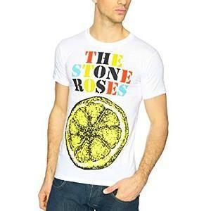 The Stone Roses debut album lemon T-shirt