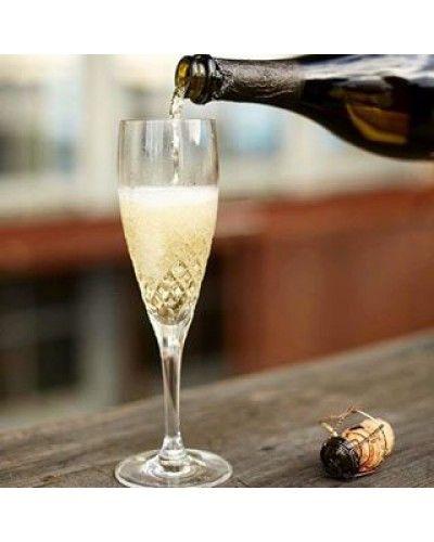 Frederik Bagger - Crispy Champagneglass - 2pk *FORHÅNDSBESTILLING*