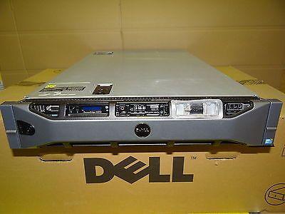 DELL PowerEdge R810 Server 4x Ten Core XEON E7-8850 2.00GHz 512GB 6X600GB-SSD