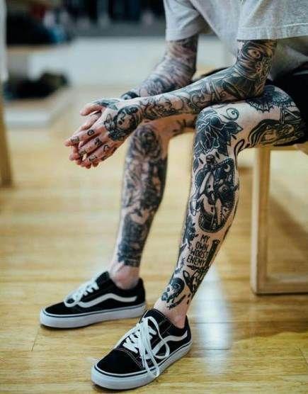 51 Super ideas for tattoo ideas for men leg girls