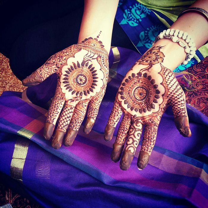 Awe-inspiring and Exciting Mehndi Design Trends of 2016 - Blog