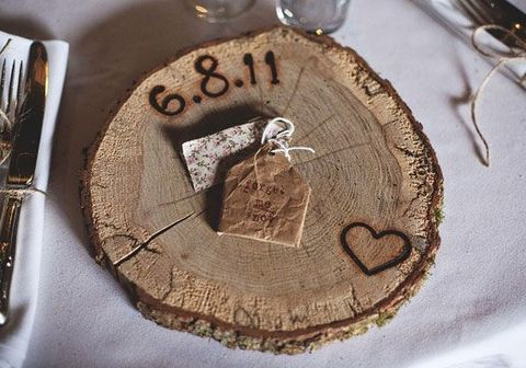 A placemat is a necessary thing for every wedding table decor, it helps you to accentuate your table setting and it's a great idea in case you don't use tablecloths or don't like table runners. Choose placemats...