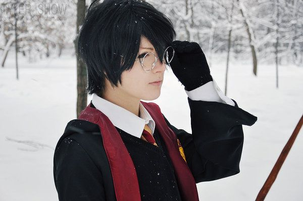 harry potter cosplay by - photo #46