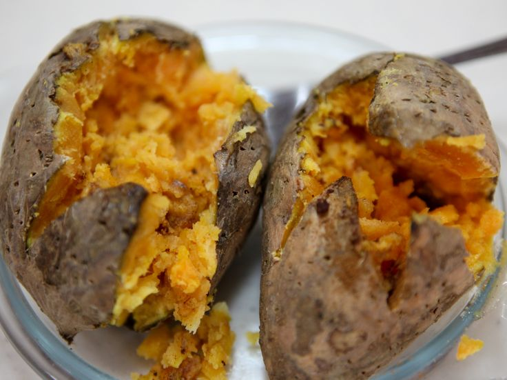 The 25 best sweet potato in microwave ideas on pinterest baked cook a sweet potato in the microwave ccuart Choice Image