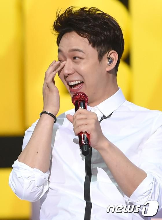 25August2015 Park Yuchun at the 2015 JYJ Membership Week Japanese Fanmeeting