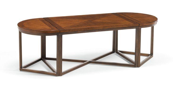 Francois Pine Coffee Table