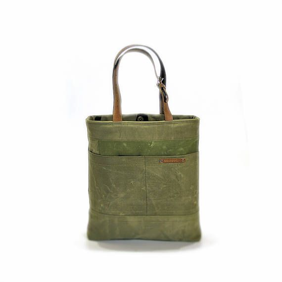 Canvas tote bag recycled bag tote bag shoulder bag canvas