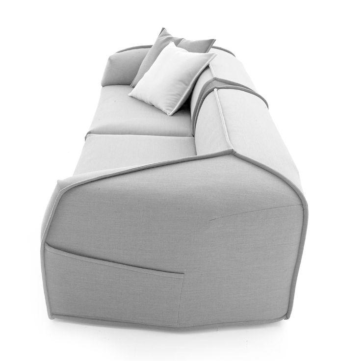 Styletaboo: Patricia Urquiola   MASSAS Sofa For Moroso