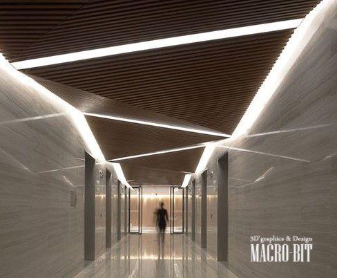 False Ceiling Lighting Ideas