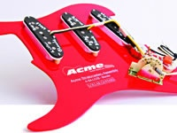 Acme Guitar Works Hardware Electronic Parts Wiring Kits