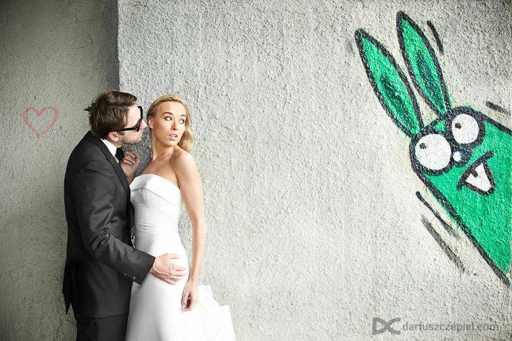 Podążaj za zielonym królikiem do http://dariuszczepiel.com