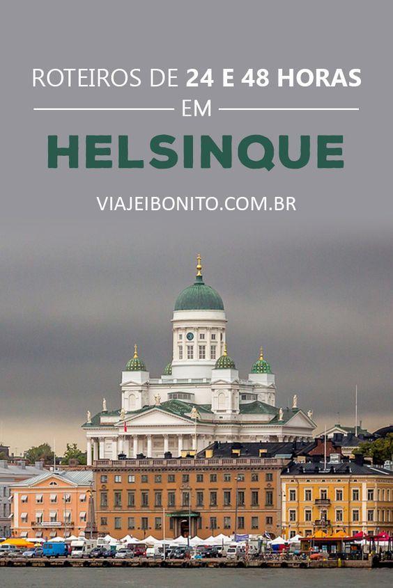 O que fazer em Helsinque: roteiros de 24 e 48 horas na capital da Finlândia, Europa