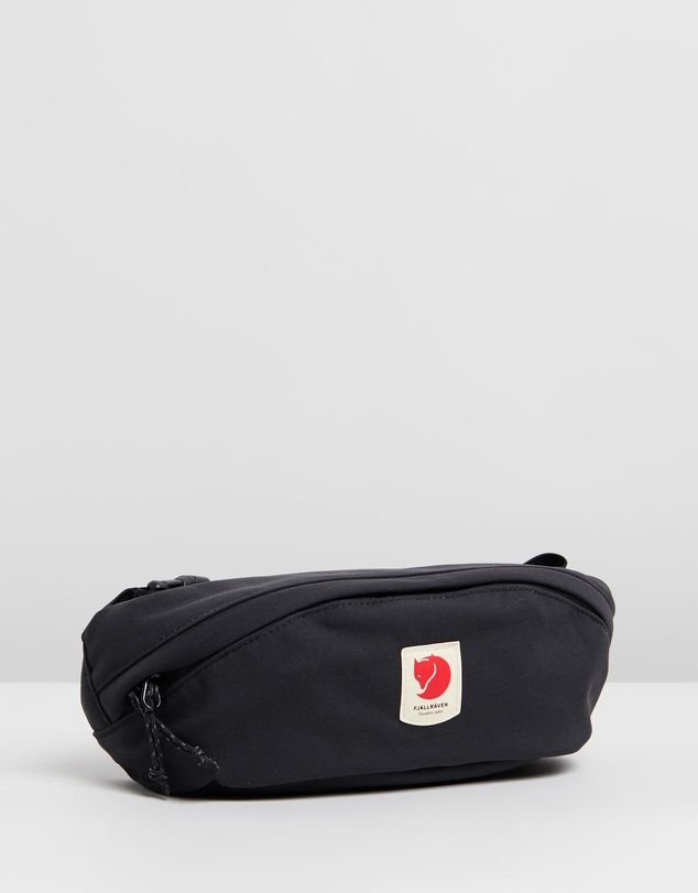 Ulvo Hip Pack Medium Tote Backpack Bags Shades Of Black