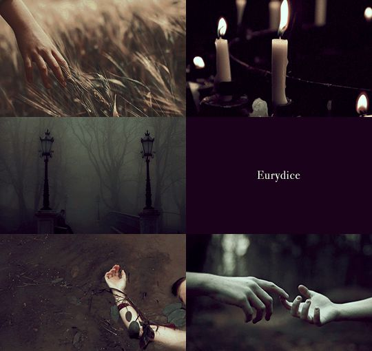 Orpheus & Eurydice 2/2