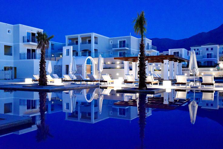 Anemos Luxury Grand Resort- external view
