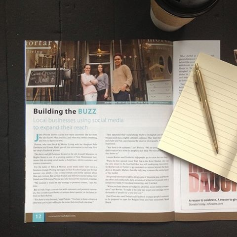Article // New Westminster Chamber of Commerce Magazine -Written by Mario Bartel