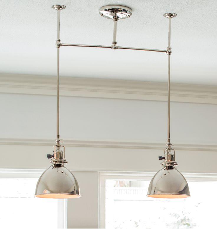 grandview 2light chandelier