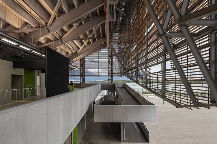 Olympic Handball Arena, Rio de Janeiro, Brazil | AND Architects