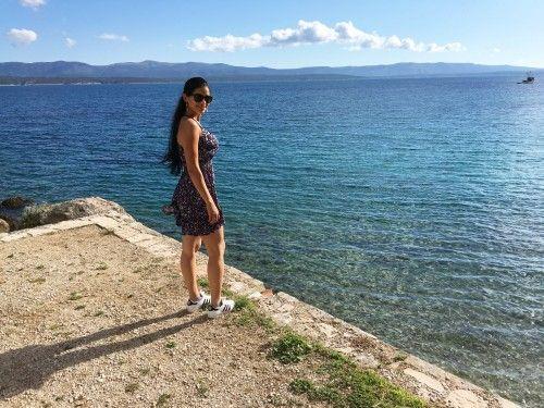 I love the sea!