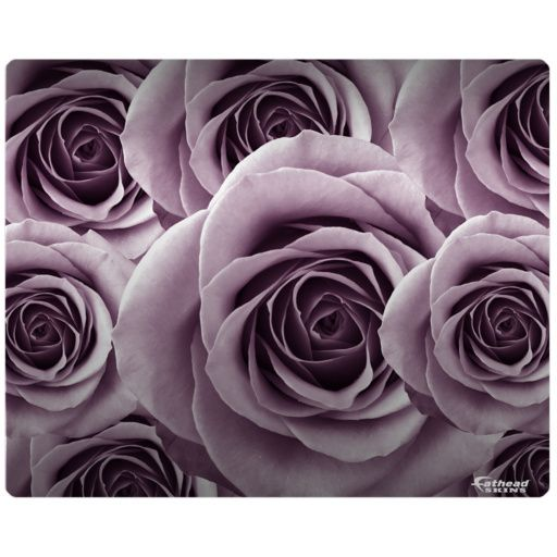 Sterling Silver lavender roses