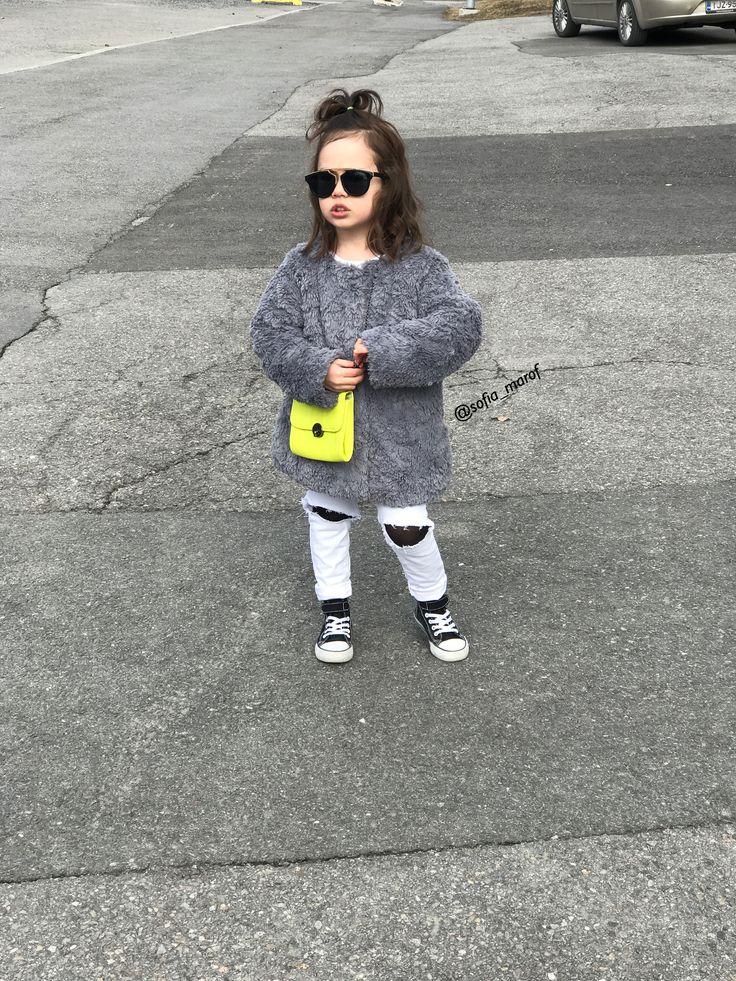 Kids style fsshion street