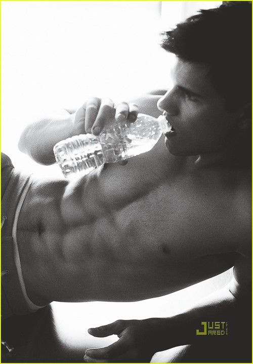 This would convince a lot of girls to drink water ;)