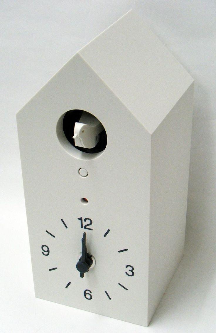 MUJI Horloge à coucou ( blanche ) du JAPON in Maison,65 euros