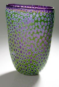 854 Best Images About Glass On Pinterest Glass Vase