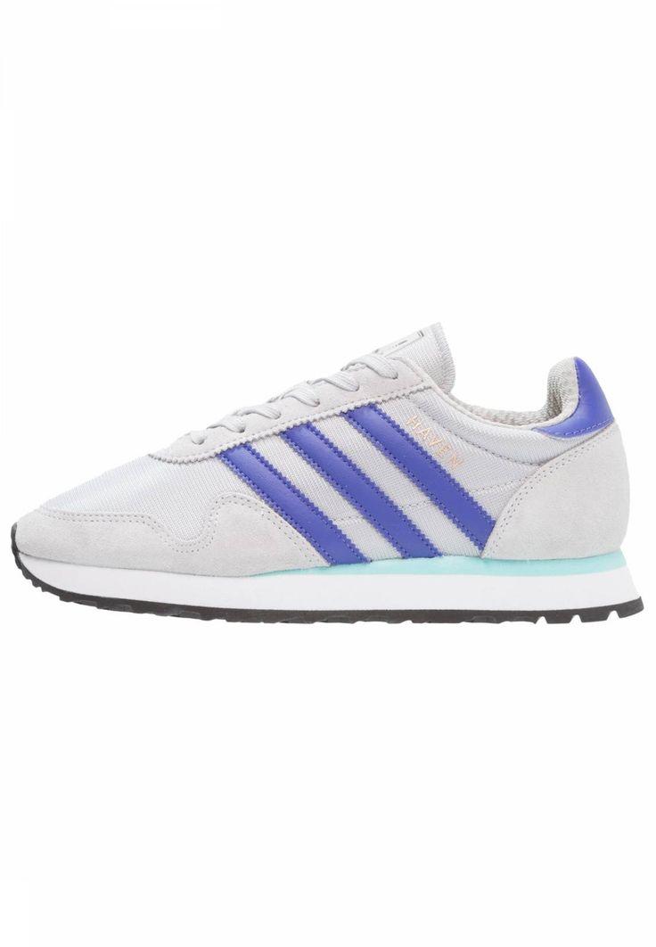adidas Originals. HAVEN - Trainers - solid grey/purple/clear aqua. Care