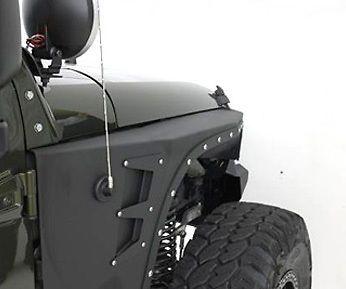 SmittyBilt XRC Armor-Front Fenders Jeep 07-15 Jeep Wrangler (JK) 2/4Door 76880
