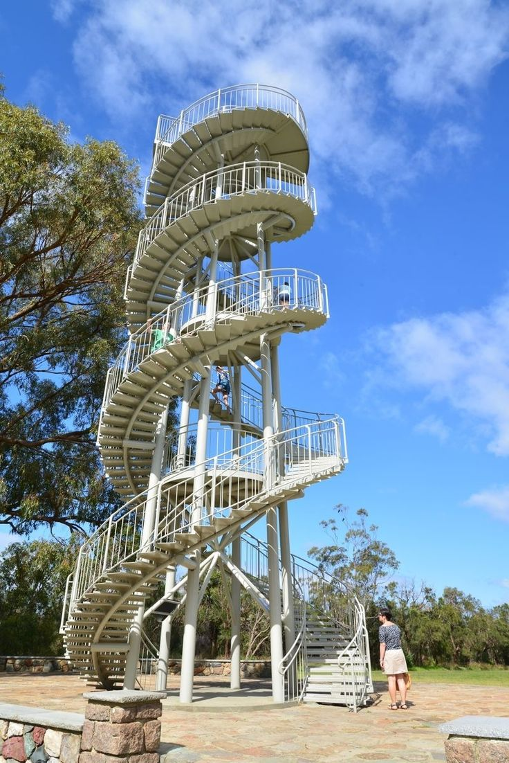 DNA Tower Climb perth