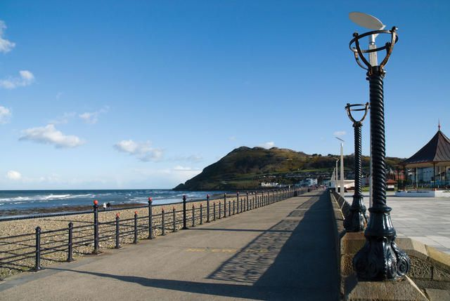 Image result for bray promenade