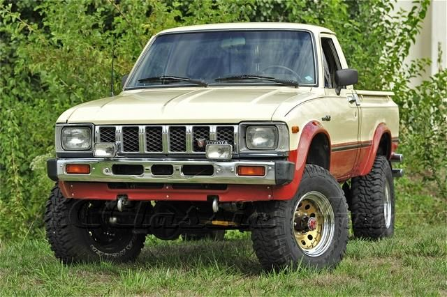 1983 toyota sr5 4x4 mojave edition for sale muscle cars collect. Black Bedroom Furniture Sets. Home Design Ideas