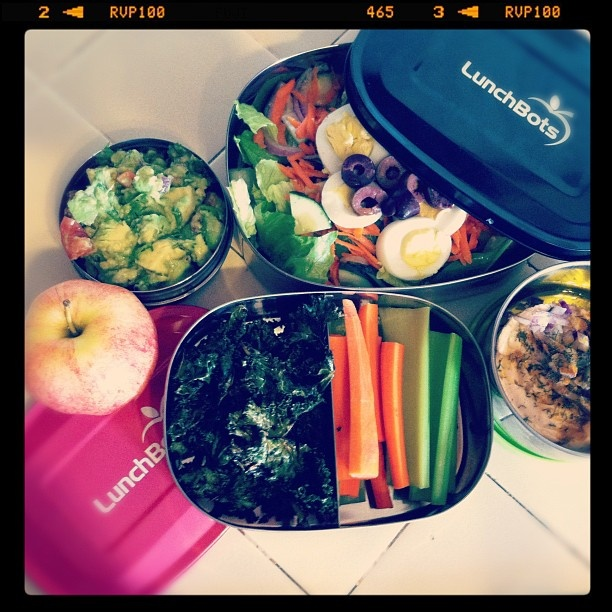Mommy Lunch on the go!