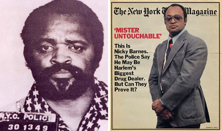Mr Untouchable Quot The Nicky Barnes Quot Story Video