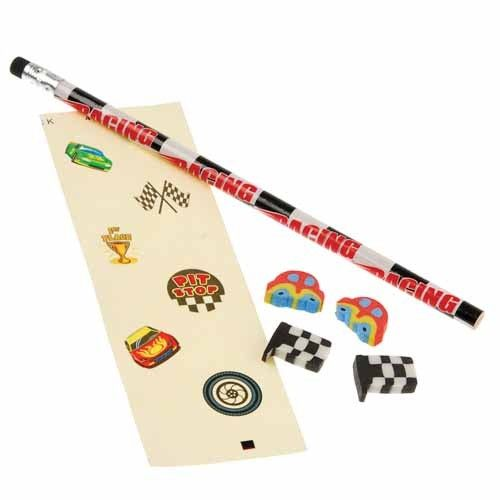 Racing Activity Packs | Party Supply Store | Novelty Toys | Carnival Supplies | USToy.com