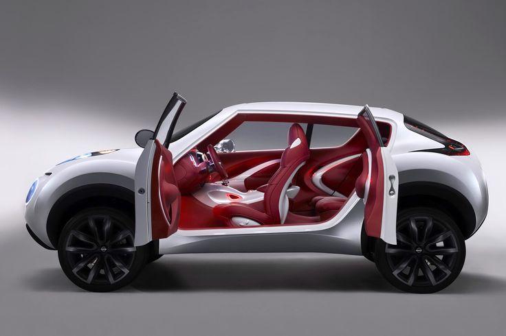 Nissan Juke Interior.