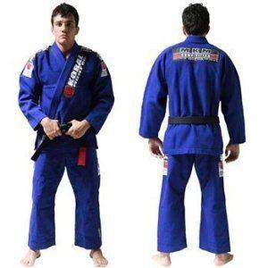 Koral Kimono MKM Blue - A3