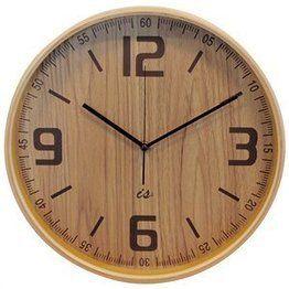 Wall Clock Wood