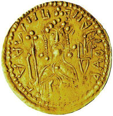 До появления своих монет на Руси ходили и римские денарии, и арабские дирхемы, и византийские солиды. Кроме того, расплатиться с продавцом можно было и мехом. Из всех этих вещей и возникли первые русские монеты.