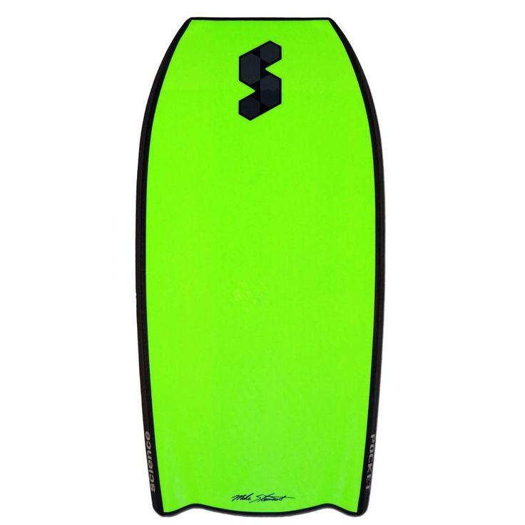 Science Bodyboards Pocket Bat Tail Polypro Core - 2014/15 Model Your Local Bodyboard Shop - Australia & Worldwide