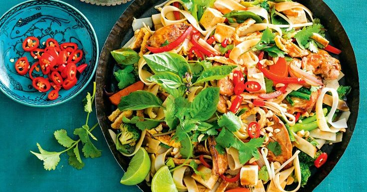 Stir-fry your way to a classic with this entertainer's delight. Start this recipe a day ahead for maximum flavour payoff.