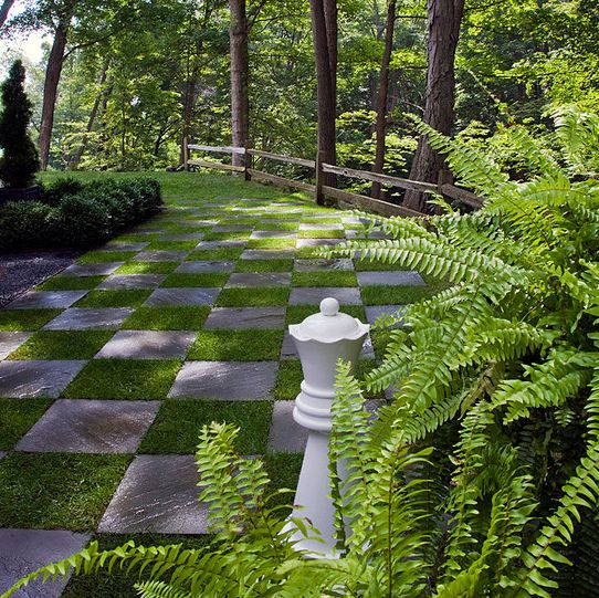 :: Can You Come Home ::: Wonderland Garden Inspiration