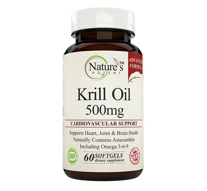 7 best omega krill oil images on pinterest vitamins for Fish oils are a good dietary source of
