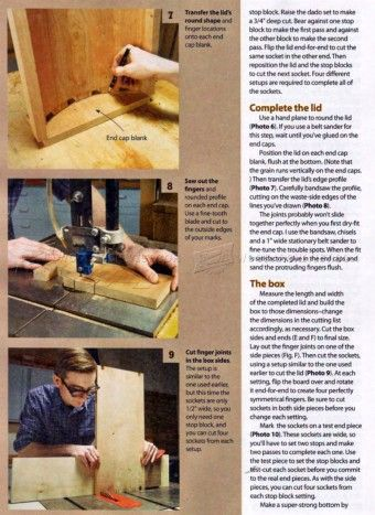 #423 Keepsake Trunk Plans - Woodworking Plans