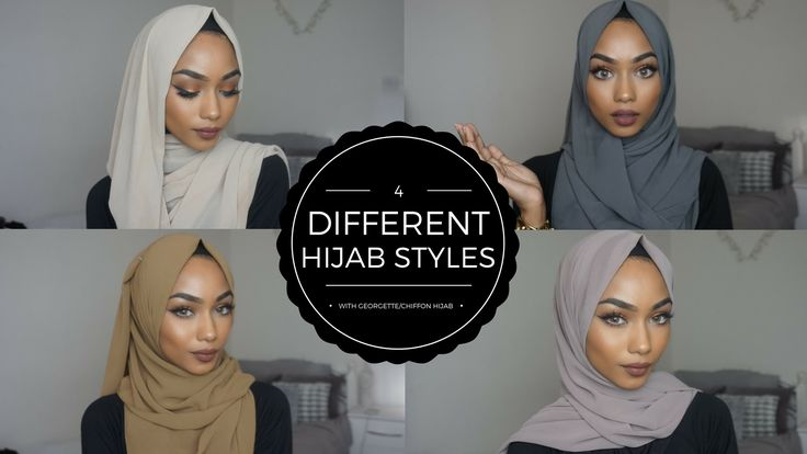 We are in love with @sabinahannan new video featuring these 4 Simple yet gorgeous hijabs styles for different occasions, they are so easy to create using georgette and chiffon hijabs. Watch her video below for full tutorial along with hijab…