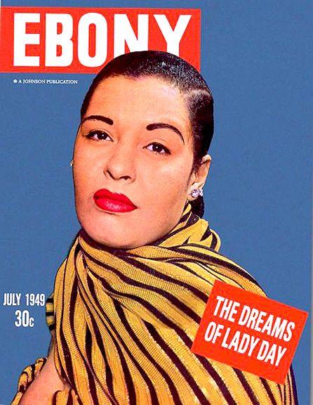 Vintage Ebony Magazines