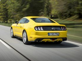 Ver foto 32 de Ford Mustang GT Europa 2015